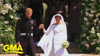 Royal couple celebrate anniversary | GMA