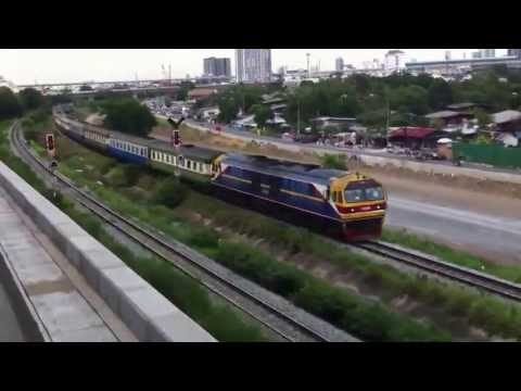 [HD]SRT 83 Express at Bang Son Curve  2oI3; June 9th