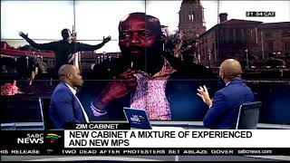 DEBATE: Appointment of Zimbabwe's new cabinet - Part 2