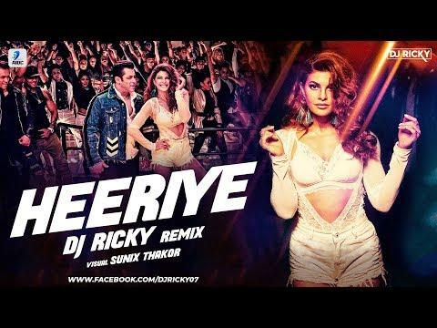 Download Lagu  Heeriye Remix | DJ Ricky | Race 3 | Salman Khan Jacqueline | Meet Bros Deep Money Neha Bhasin Mp3 Free