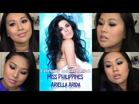 Ariella Arida Celebrity Inspired Look (Miss Philippines from Miss Universe) | FromBrainsToBeauty