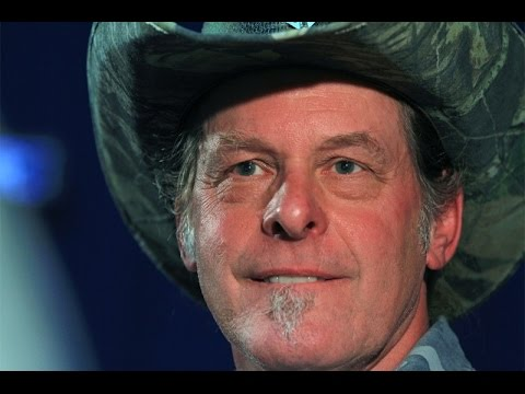 Ted Nugent Wants To Shoot Immigrant 'Invaders'