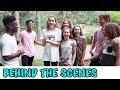 Haschak Sisters - Like A Girl (Behind The Scenes)
