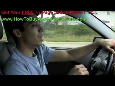 How To Profit Massively Buying And Selling Cars From Home!