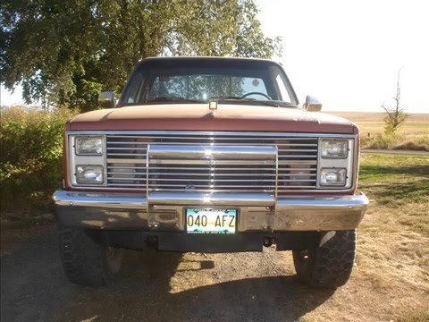 my 86 chevy pickup Video