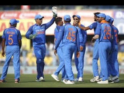 LIVE MATCH : India vs west Indies 5th ODI Match Live India Vs West Indies Match Live 2018HD