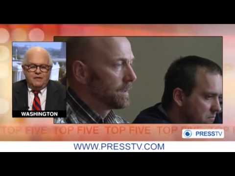 Sunday 4/27/2014 - Tarpley Points Out Fake-OSCE Observers Are Actually NATO Military Officers