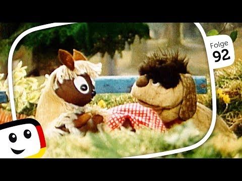 """Sandmännchen: Pitti """"Hilfe, ein Elefant im Garten"""" + 1 weitere Folge - Sandmann (rbb media) 2017"""