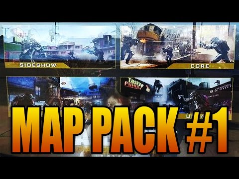 Zombies Mode, 4 New Maps, New Gun, Release Date! (AW