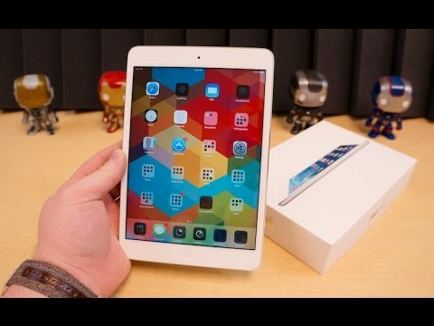 iPad mini with Retina Display Unboxing