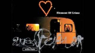 Watch Element Of Crime Alten Resten Eine Chance video