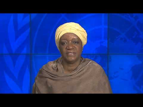 Message from Dr Zainab Hawa Bangura to the WCC conference on Peace and Security in the DRC