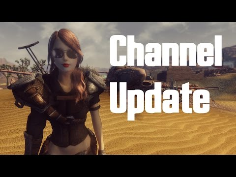 Channel Update - Where have I been and What am I up to?