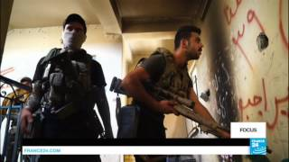 EXCLUSIVE - Mosul: Iraqi snipers battle the Islamic State group