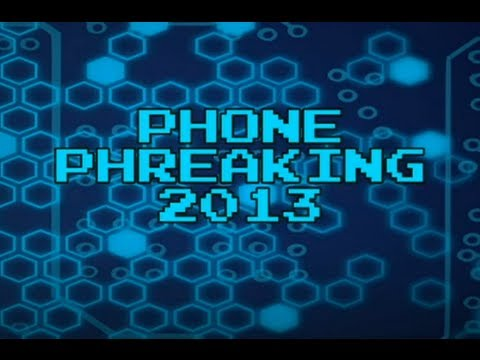Phone Phreaking 2013