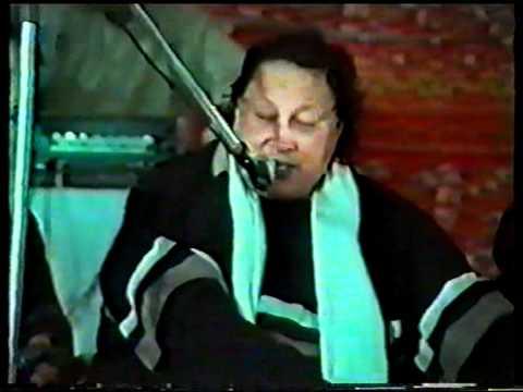 Nusrat Fateh Ali Khan Live Wedding Pakistan 1994 Part 4