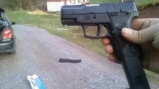 Shooting 21rds threw Taurus pt111g2