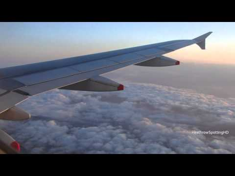 Manchester - Heathrow BA A320 Part1