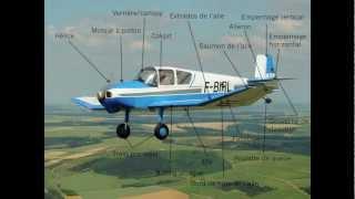 BIA Cours #1 Structure des aéronefs -Facile-