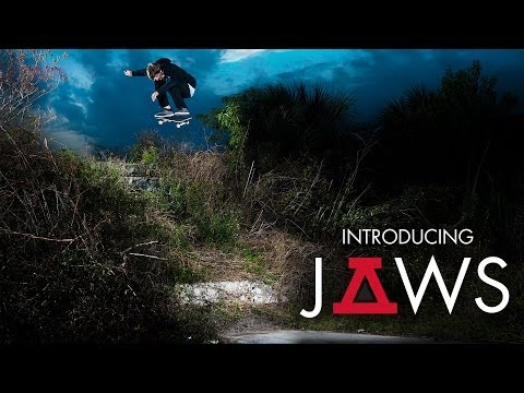 "Introducing Aaron ""Jaws"" Homoki 