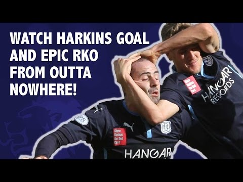 Watch Harkins Goal And Epic Rko From Outta Nowhere Celeb! video