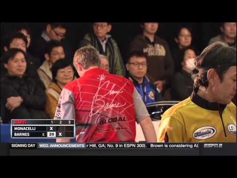 PBA Bowling DHC Japan Invitational 01 31 2016 (HD)