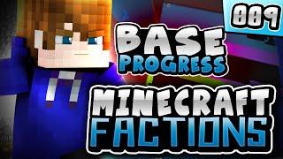ALLIANCE BASE CONSTRUCTION!! | Minecraft COSMIC FACTIONS! #9 (Cosmic PvP Pleb Planet)