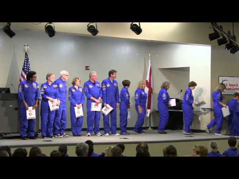 Educator Grad - International Space Camp 2014