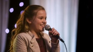 "Maisy Stella (Daphne) and Will Chase (Luke) Sing ""Have a Little Faith in Me"" - Nashville"