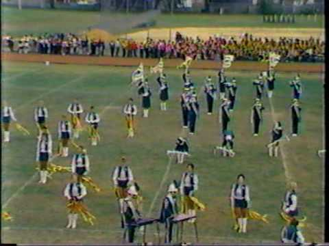 From October 1984 - Our 4th performance of the Weekend - Cavalcade of Bands at Hamilton High School West - VHS Recorded From 1984 Cable TV Broadcast of The E...