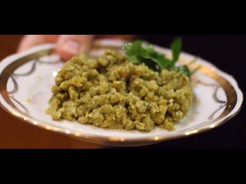 Диетические рецепты. Как приготовить зеленый горошек?! #горошек