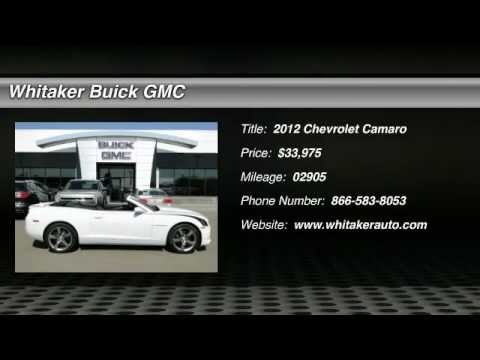 Used 2012 Chevrolet Camaro For Sale St. Paul MN | Forest Lake & North Branch MN - 13077D