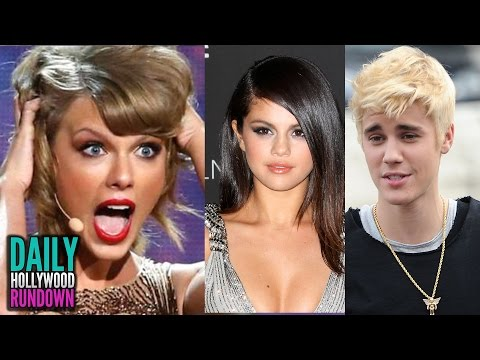 Taylor Swift Is DEAD Thanks To Madonna - New Justin Bieber Tracks About Selena (DHR)