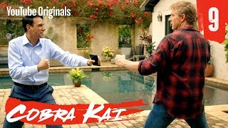 "Cobra Kai Ep 9 - ""Different But Same"""