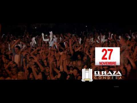 R3hab en México Noviembre 27 2014
