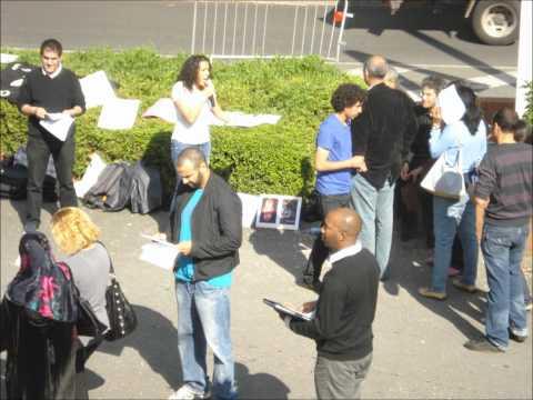 violation des dispositions légals par des détracteurs au referendum