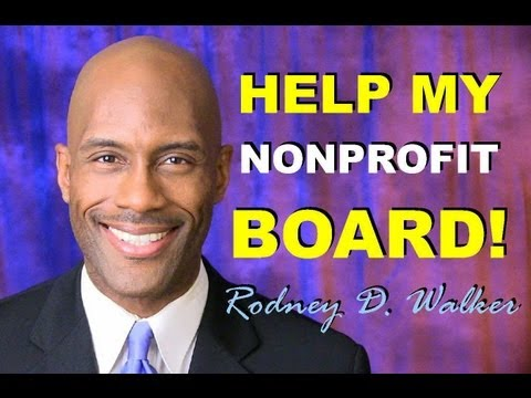 Help My Nonprofit Board Sucks! ~ Intro Message