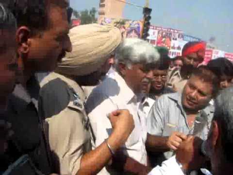 Neetu Death protest against Punjab Police Views Shilpa of Canada Vedio by Dharmavir Nagpal