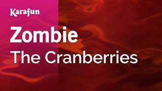 Guitar chords zombie cranberries