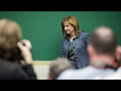 GM CEO Mary Barra Faces Protests, Shareholders