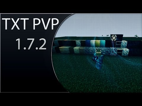 TXT PVP 1.7.2/1.7.4 MINECRAFT#v2