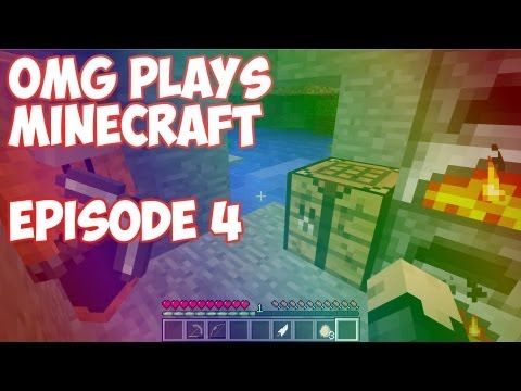 OMG Plays Minecraft, Craft On: Episode 4