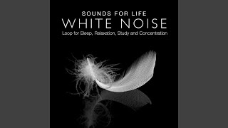 White Noise Loop For Sleep Relaxation Study And Concentration