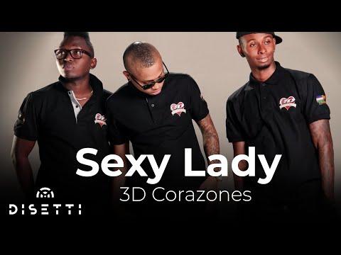 Sexy Lady [cover] - 3d Corazones L Salsa Choke 2014 video