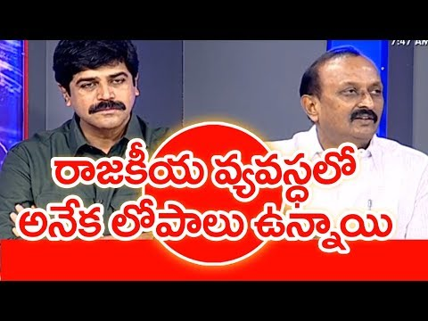 CM Chandrababu Naidu Not Done Anything To Andhra Pradesh | Congress Leader Tulasi Reddy |#SunriseSh