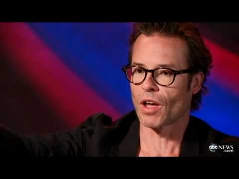 Guy Pearce Discusses 'Having Sex with Kate Winslet' and How a Joke Became Famous Emmy Speech