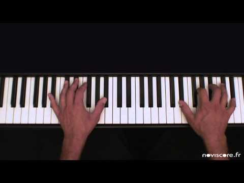Sia -  Chandelier - Piano version - Karaoke / backing track / Sheetmusic