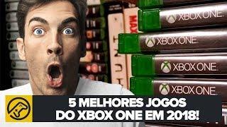 5 MELHORES JOGOS DO XBOX ONE EM 2018!