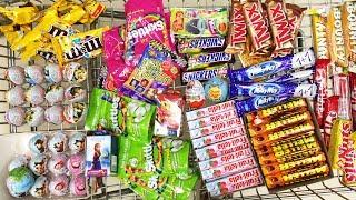 A Lot Of NEW Candy 2018 #58 Киндер Сюрпризы Маша и Медведь Черепашки Ниндзя, Чупа-чупс Лунтик