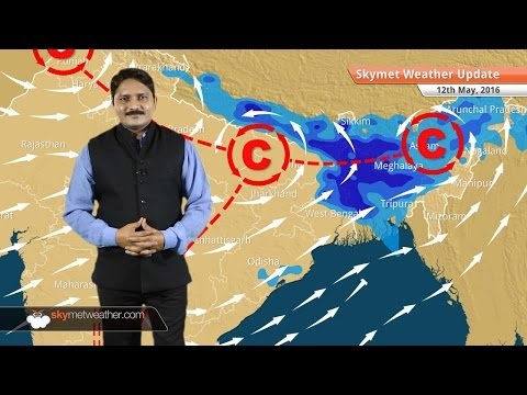 Weather Forecast for May 12: Weather system developing in Bay of Bengal for Favourable Monsoon
